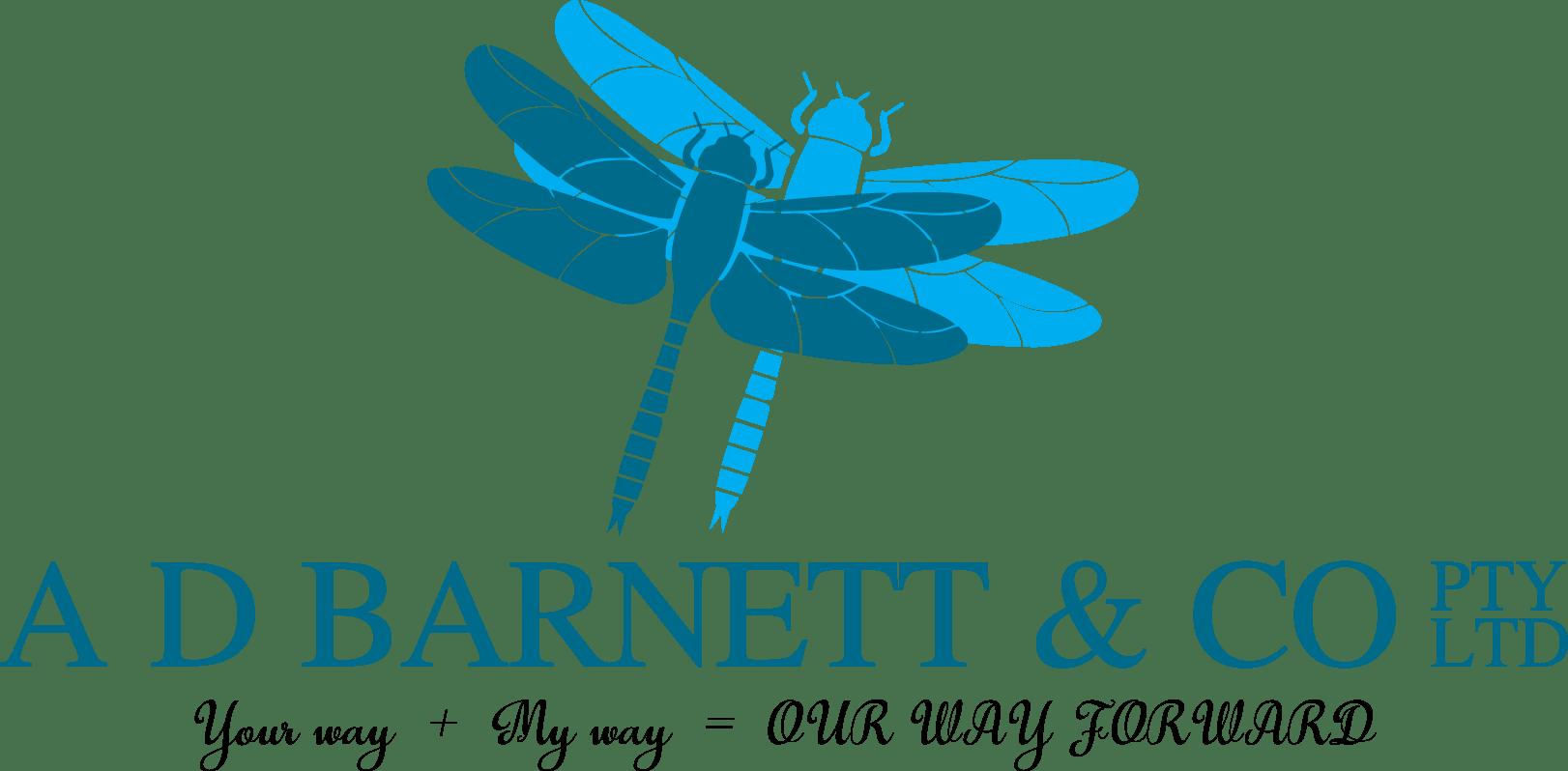 A D Barnett & Co Logo